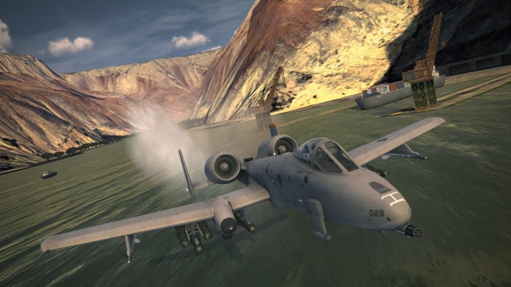 Juego Ace Combat 6: Fires of Liberation de Xbox 360 Nosplay