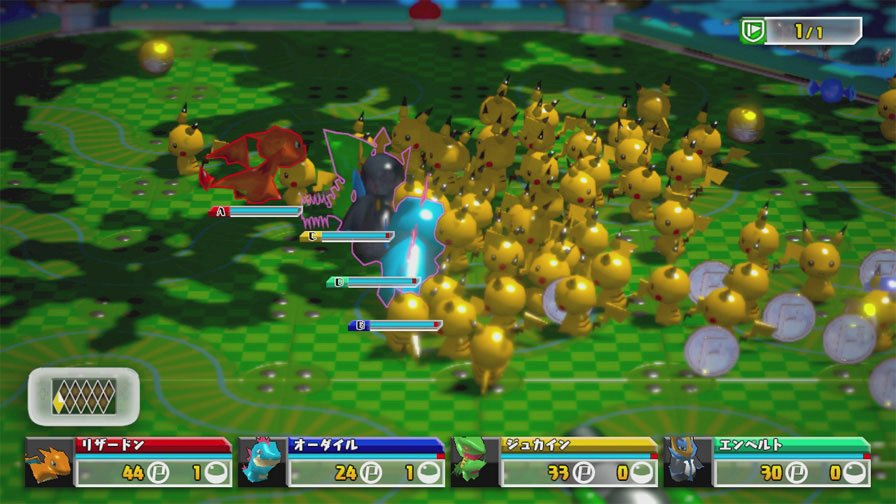 Juego Pokemon Scramble U De Wii U Nosplay Red Social De