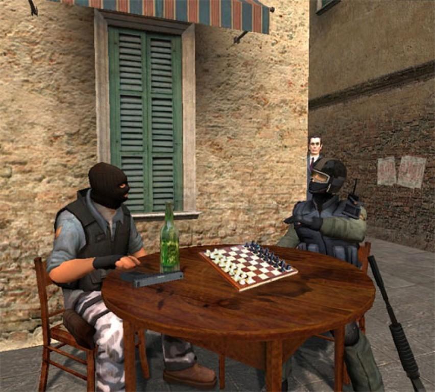 کانتر استریک Counter Strike 1