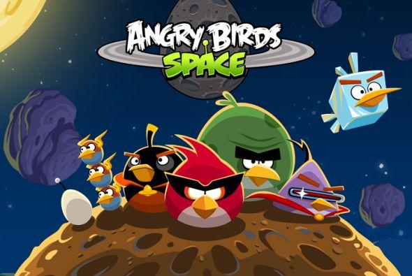 Angry birds space llega a los 10 millones de descargas en sus angry birds space llega a los 10 millones voltagebd Images