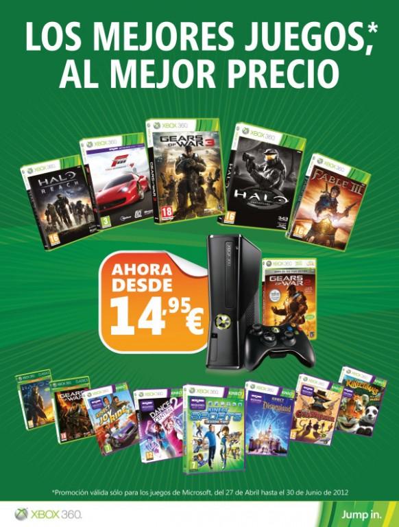 Microsoft Rebaja Algunos De Sus Mejores Juegos De Xbox 360 Noticia
